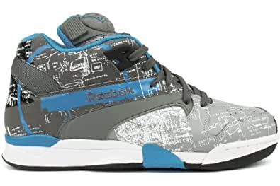 Reebok Men's The Basquiat Court Victory Pump Sneaker (J99568), 11