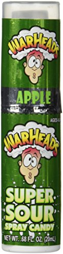 Warheads Super Sour Spray Candy - Flavor Varies