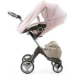 Stokke Stroller Summer Kit - Faded Pink