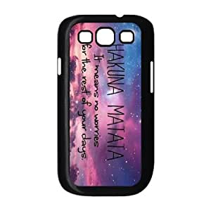 High quality Hakuna Matata-Lion King quotes series protective case cover For Samsung Galaxy S3 HQV479693102