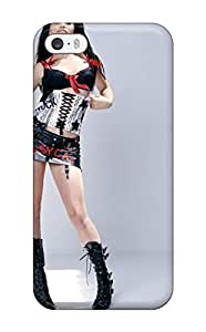 Durable Defender Case For Iphone 5/5s Tpu Cover(pussycat Dolls)