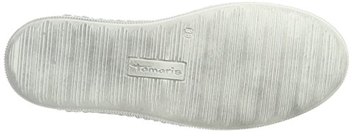 Baskets Hautes Gris stone Tamaris Femme 25286 p5RwqA