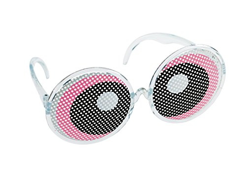 Disguise Women's Blossom Adult Glasses, Pink One Size