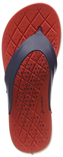 para Chanclas Beige Rider Hombre Blue 8818 Thong Red Multicolor AD Infinity 0qaafxI1