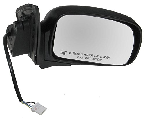 Power Heated Side View Mirror Passenger Side Right RH For 99-02 Villager Quest ()
