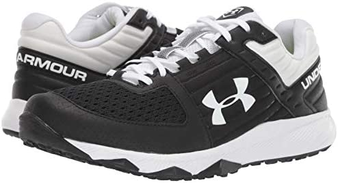 UNDER ARMOUR UA BASEBALL YARD TRAINER TURF SHOES 3021935-600 RED MEN/'S 11 11.5