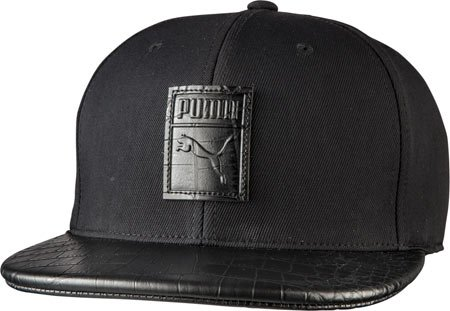 1e9bb5d7041 Amazon.com  Puma Tactile 110 Snapback Cap (black)  Clothing