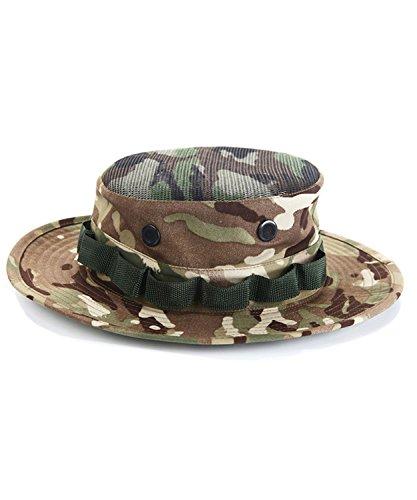 - 2018 New Cute Kids Mesh Safari Sun Hat Summer Sun Protection Cap Camouflage Floppy Hat