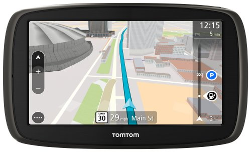 TomTom GO 60S Portable Vehicle GPS