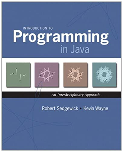 4f31eeef2ce Introduction to Programming in Java: An Interdisciplinary Approach 1st  Edition