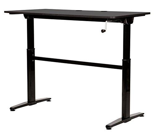 Cool-Living Stand Up Desk made of Light Weight Aluminum