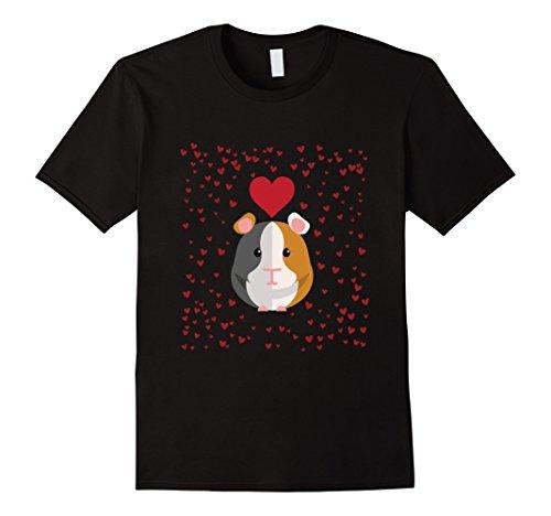 Guinea Pig Valentine's Day Shirt - Funny Guinea Pig Tshirt