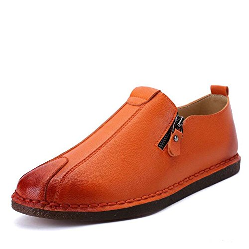 Primavera Beans Business Marea Joyas Orange Lazy Británica Hombre De Zapatos Nuevos Myi Ocasionales Hombres qTwZHAaa