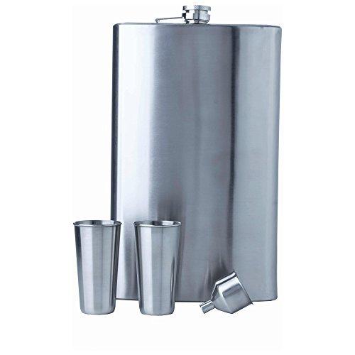 (BF Systems KTFLSKGS Giant Shot Flask, 64 oz)