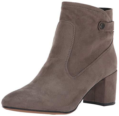 Franco Sarto Women's Newton Ankle Boot, Grey, 7 M US