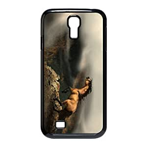 Fashion Horse Personalized samsung galaxy S4 I9500 Case Cover