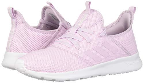 adidas Women's Cloudfoam Pure, aero Pink/White, 5.5 M US by adidas (Image #5)