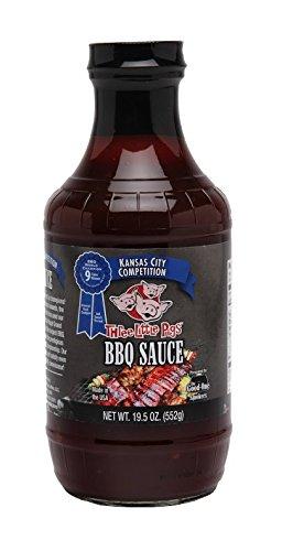 Three Little Pigs Kansas City Competition BBQ Sauce