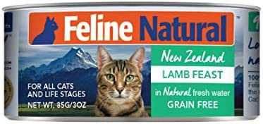Feline Natural Canned Cat Food Perfect Grain Free