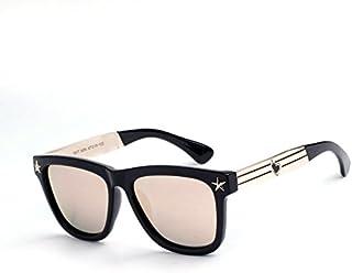 Occhiali da Sole Rotondi per Bambini Occhiali da Sole Polarizzati per Bambini Occhiali da Sole per Ragazzi E Ragazze Occhiali da Sole UV A Cinque Stelle Big Box Five Star