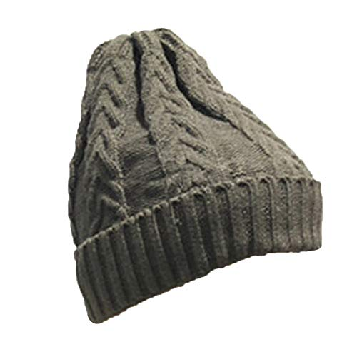 1249a326873 Inkach Baby Knit Lined Hats