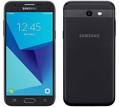 Samsung Galaxy J3 Prime T-Mobile (Black) (Certified Refurbished) by Samsung