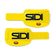 Sidi Soft Instep Closure 2 System Fluo Yellow Size One Size for Related Shoes