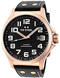 Pilot Quartz Male Watch TW417 (Certified Pre-Owned)