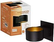 Lámpara LED Inteligente Wifi, Compatible con Alexa, Google Home, Tecnolite Connect App, 5.5 W, Luz Cálida 3 00