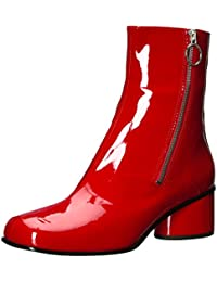 Women's Crawford Double Zip Ankle Fashion Boot
