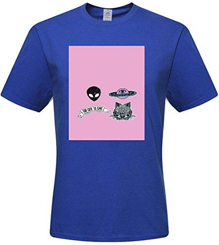 Custom CARTOONS£¬ILLUSTRATIONS Mens T-shrits,DIY MENS Cotton Crew Neck T-Shirt