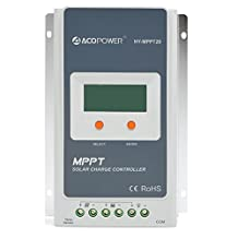 EPEVER 20A MPPT Solar Charge Controller 100V input Tracer A Series 2210A With LCD Display