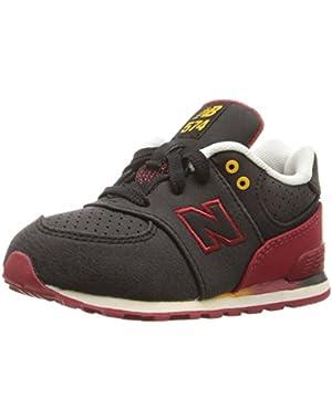KL574V1 Infant Gradient Pack Fashion Sneaker (Infant/Toddler)
