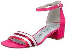 Marco Tozzi 2-2-28206-22, Sandalia con Pulsera para Mujer, Rosa (Pink Comb 514), 40 EU