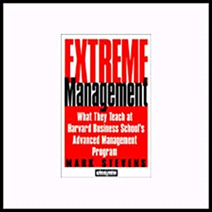 Extreme Management Audiobook