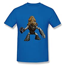 FUDI Men's Unggoy Storm Unggoy Battles T-shirt - RoyalBlue