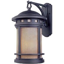 Designers Fountain 2371-AM-ORB Sedona 7 Inch Wall Lantern