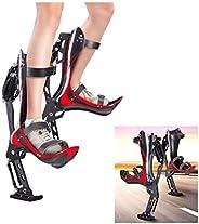 Adult Bouncing Shoes Men Jumping Stilts Men Women Fitness Exercise Carbon Fiber Sports Running Equipment