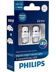 Philips 0730153 12799 T10 LED-Leuchten 6000K