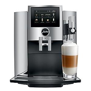 Jura S8 Automatic Espresso Machine with P.E.P.