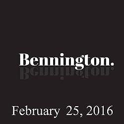 Bennington, Ari Shaffir, February 25, 2016
