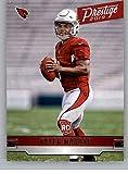 cardinals football cards - 2019 Prestige Rookies Football #201 Kyler Murray RC Rookie Card Arizona Cardinals Official Retail NFL Trading Card From Panini America