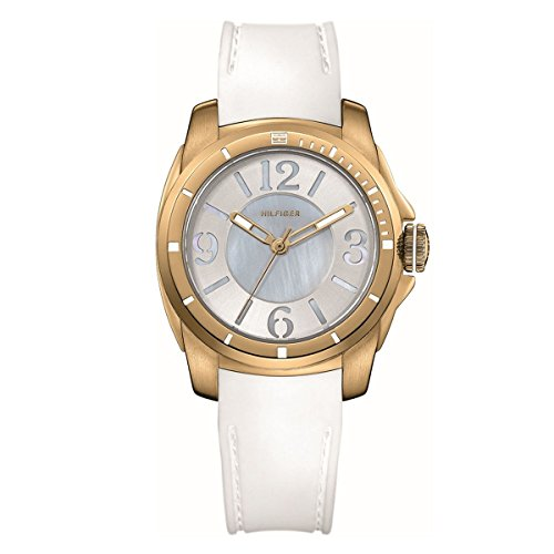 Tommy Hilfiger Kelsey 3-Hand Analog Gold Women's watch #1781137