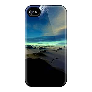 Iphone 4/4s Hard Case With Awesome Look - MRHejLQ7745vkVNm