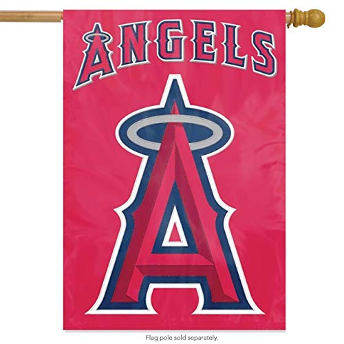 Angels Applique Banner Flag