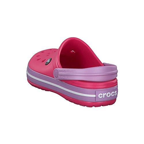 iris Mixte Adulte Pink Crocs Roseparadise CrocbandSabots 6oc rdsQht