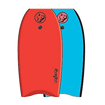 SURF & SUN Bodyboard Similar EPS 42 - Rouge ...