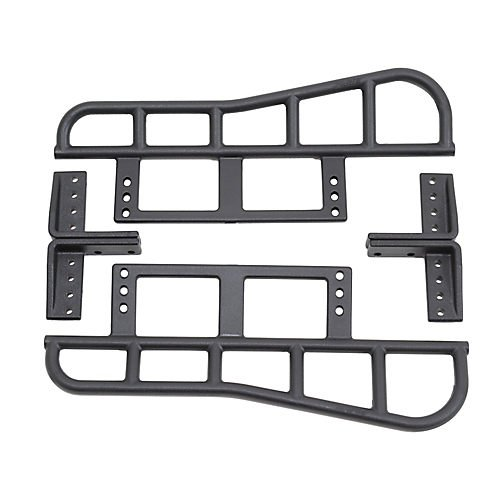 Rear Body Mount Base (RPM 73452 Rock Sliders for the Axial SCX10)