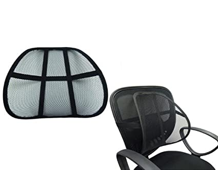 Office Chair Back Support Amazon.com: DG SPORTS Lumbar Support Cushion Seat, Car Home Office Chair Pain Relief Travel: Health & Personal Care
