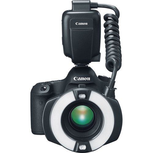 Canon MR-14EX II Macro Ring Lite Bundle with AA Batteries & Charger + Steady Grip Tripod by Canon (Image #6)